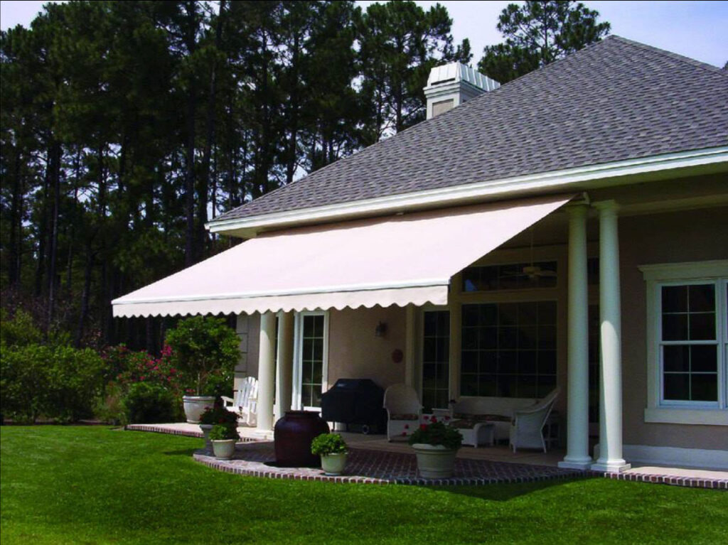 Save On Energy Bills and Protect Furniture with a Retractable Awning by Mr Awnings