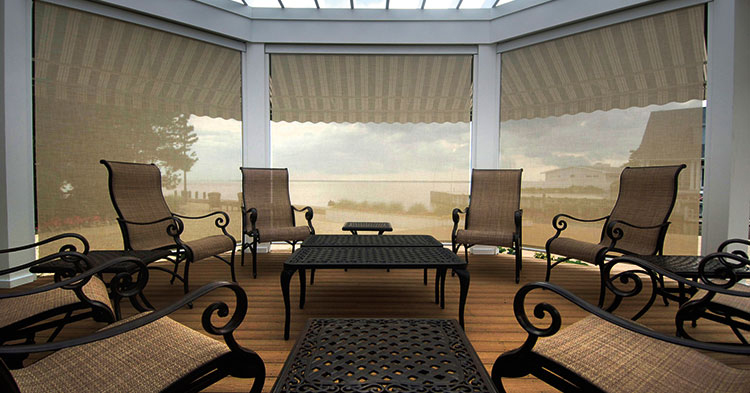 Benefits of Sunesta Retractable Screens
