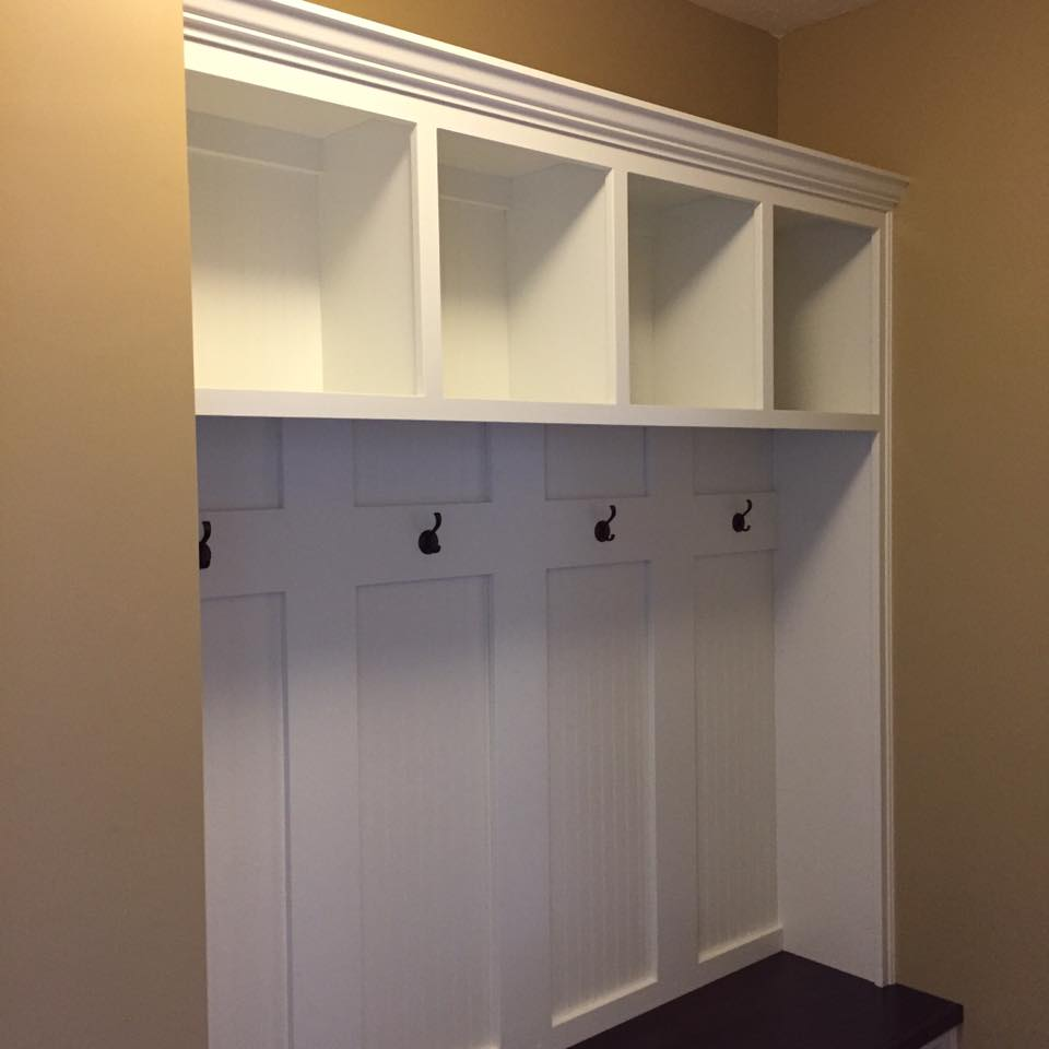 Mud Room Locker