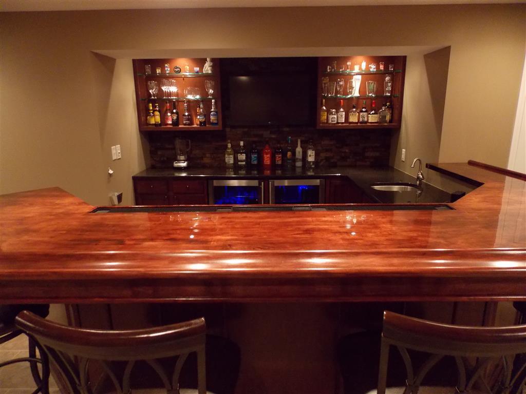 Basement Wet Bar