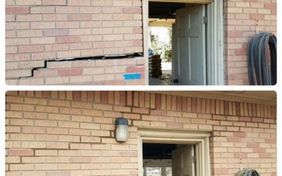 Foundation Repair – Pier & Beam Installation