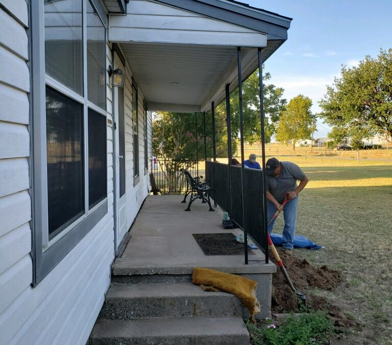 Mid-Century Home – Foundation Repair