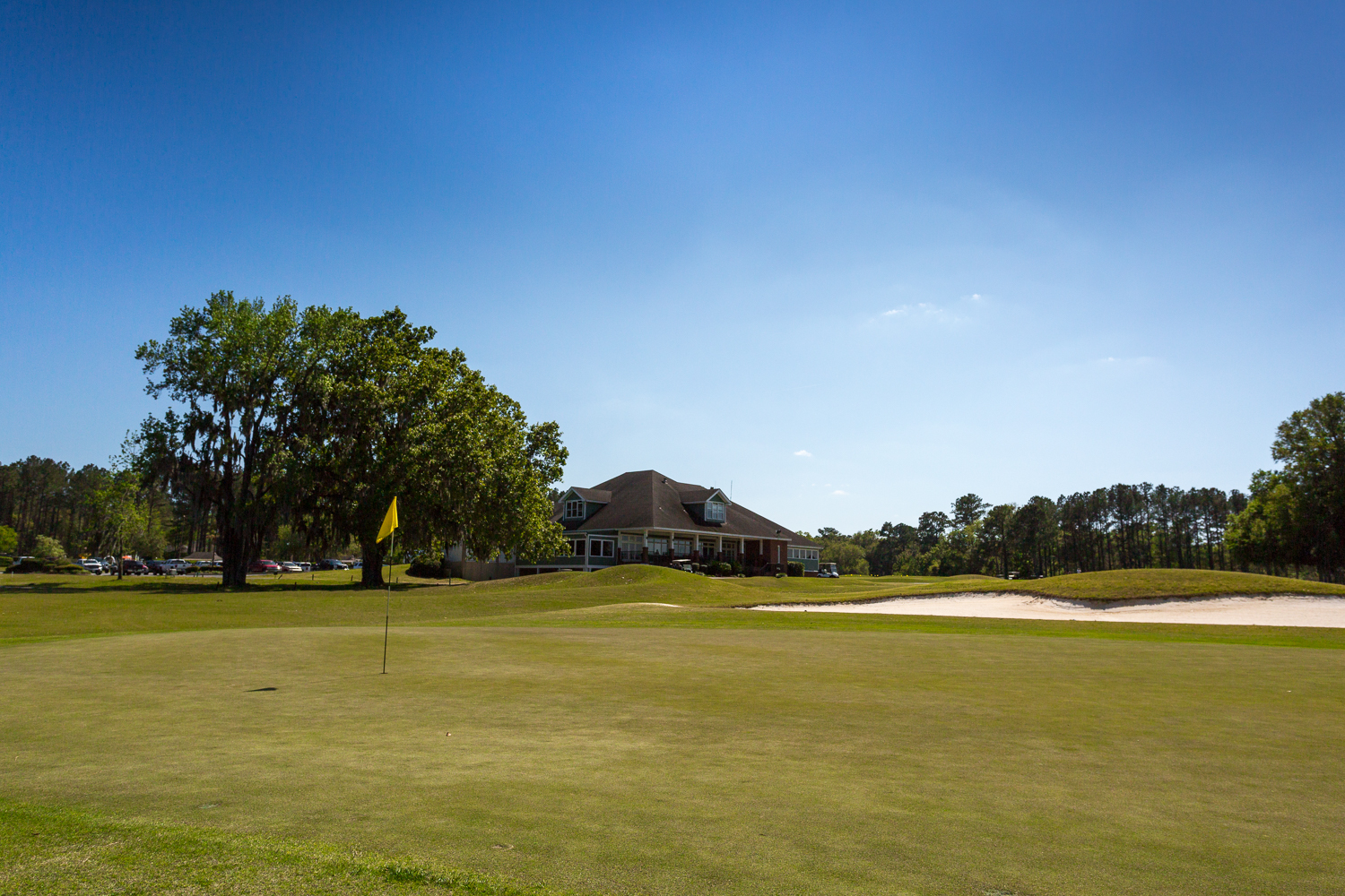 stone creek golf green