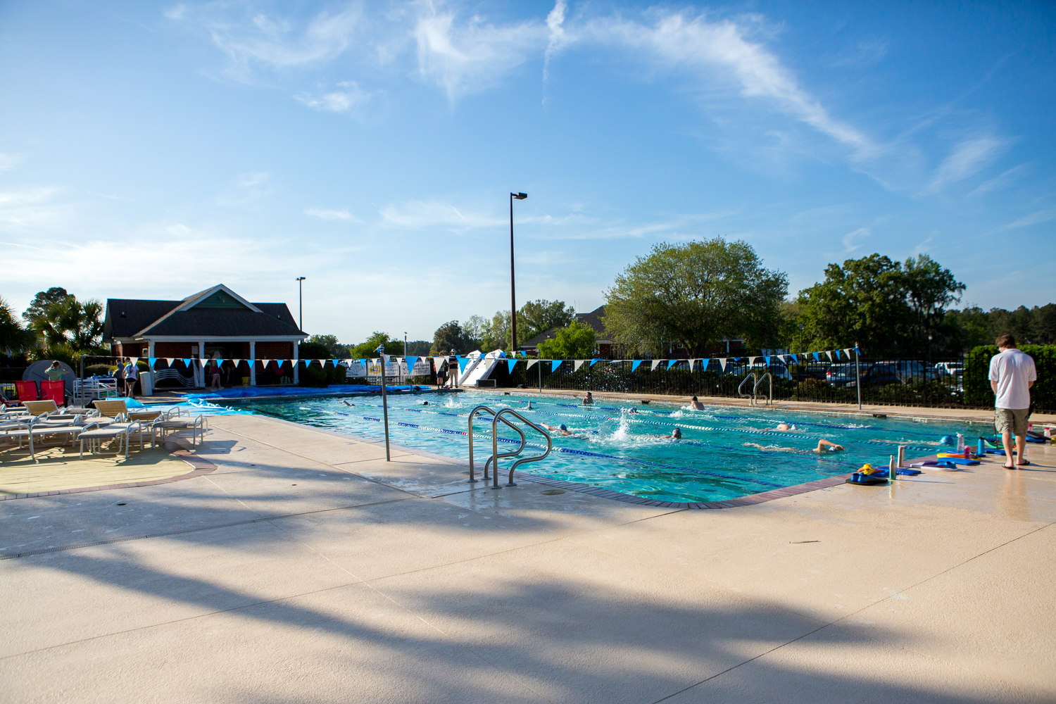stone creek pool