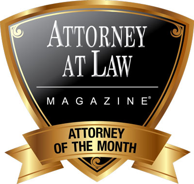 Attorney of the Month Beth Wiberg Barbosa at Attorney at Law Magazine