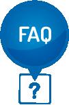 Bouton bleu FAQ