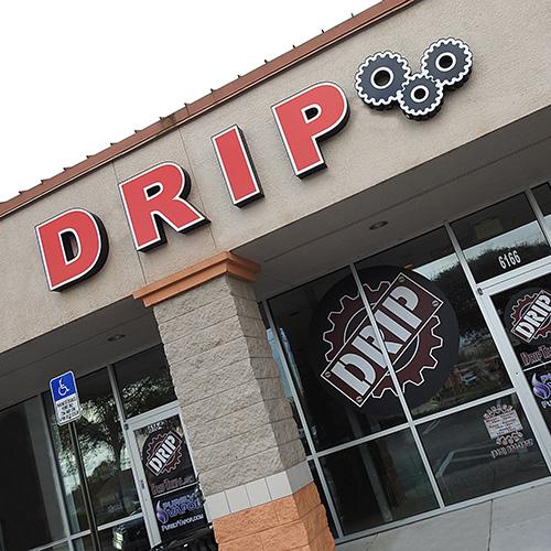 DRIP Lounge on Gunn Hwy