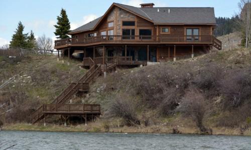 Montana Fishing Lodges