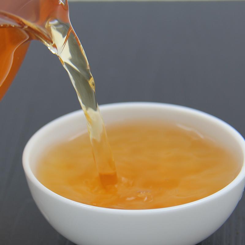 raw pu erh tea