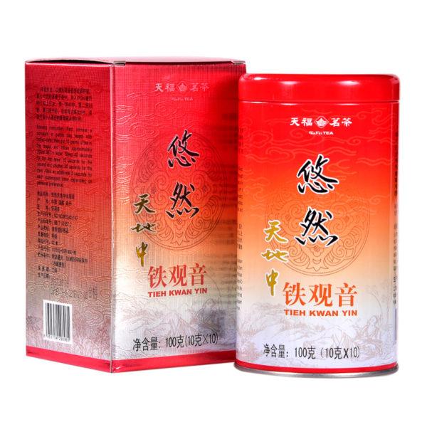 anxi tieguanyin tea