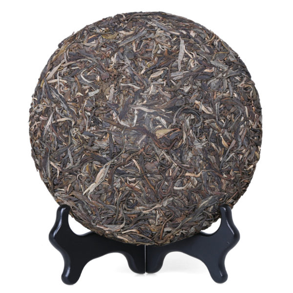 raw pu erh tea