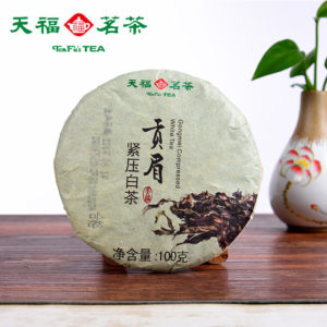 gongmei white tea