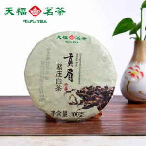gongmei white tea