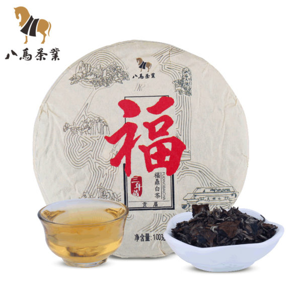 fuding white tea