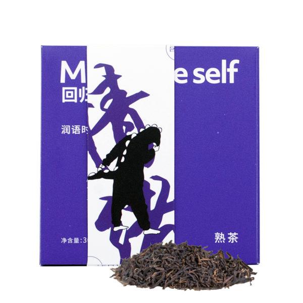 shou puerh tea