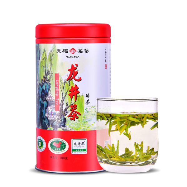 china lung ching dragonwell green tea