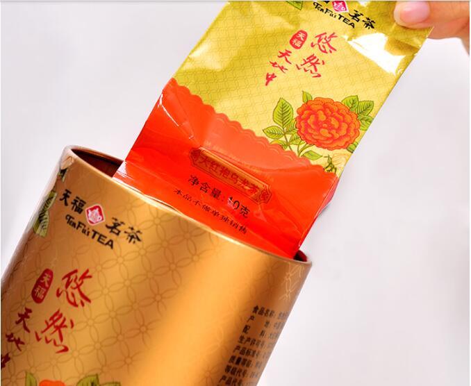wuyi da hong pao tea