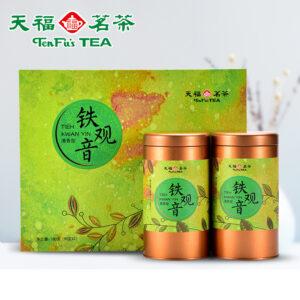 tieguanyin oolong tea