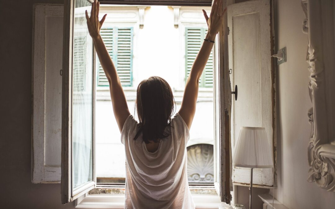 Oh, What a Beautiful Morning: 5 Ways to Start the Day on a High Note