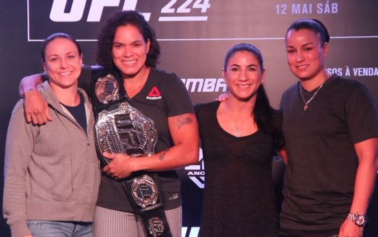 UFC 224: Tecia Torres, Nina Ansaroff Discuss Balancing Friendship, Business For Nunes vs. Pennington