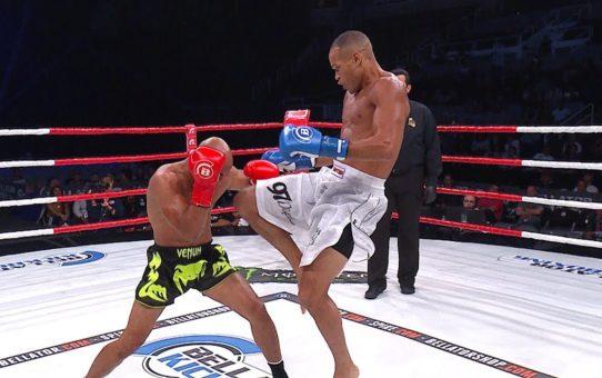 Bellator Kickboxing 9: Best of – Raymond Daniels