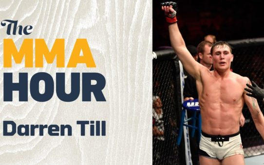 Darren Till Still Waiting to be Booked: 'I Just Want to Fight'