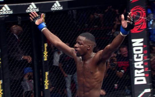 DRAGON ENERGY – EFC 67's MOST EXPLOSIVE moment