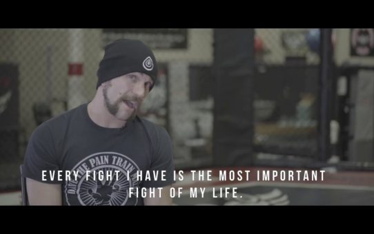 EFC 68: Dave Mazany – Winning is the Only Option