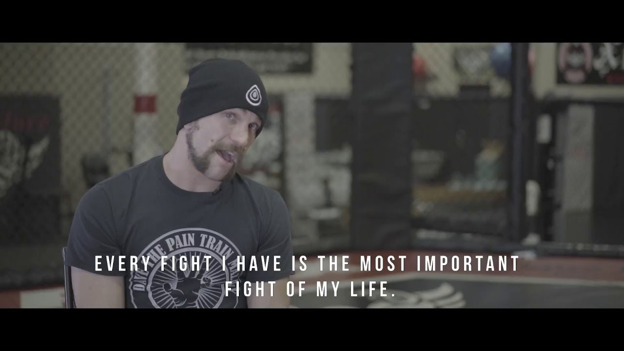 EFC 68: Dave Mazany - Winning is the Only Option
