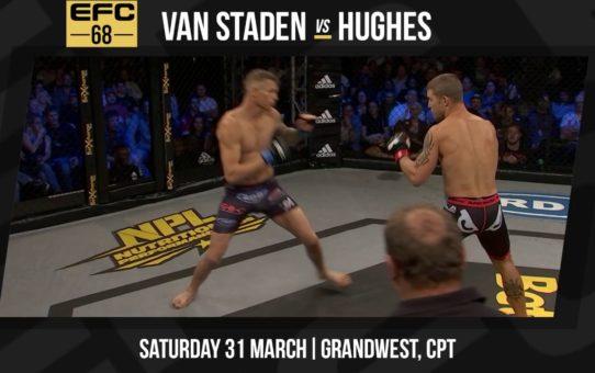 EFC 68: Van Staden vs Mynhardt Highlights