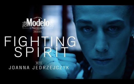 UFC 223: Joanna Jedrzejczyk – Fighting Spirit Presented by Modelo Especial