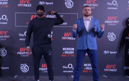 Fight Night London: Jimi Manuwa – I See Him Laying On The Floor