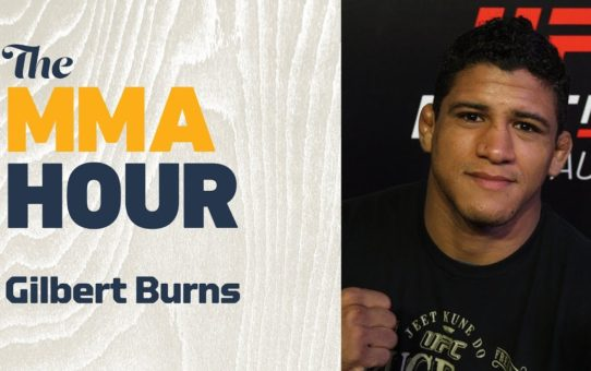 Gilbert Burns Opens Up About 'Devastating' Days Ahead of UFC on FOX 28
