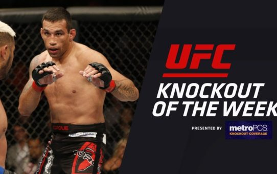 KO of the Week: Fabricio Werdum vs Mark Hunt