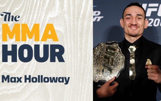 Max Holloway Says UFC 222 Withdrawal Was 'Tough Pill to Swallow'