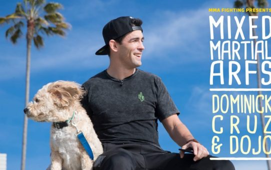 Mixed Martial Arfs: Dominick Cruz and Dojo – MMA Fighting