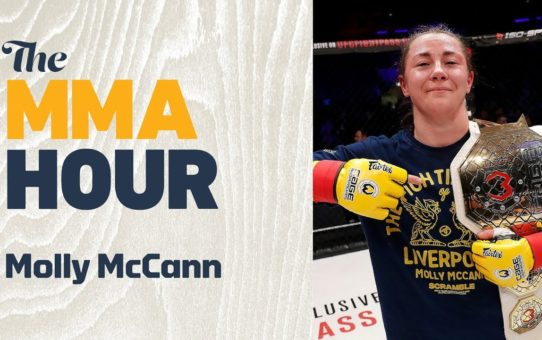 Molly McCann Explains Why She Choose Cage Warriors Title Shot Over TUF