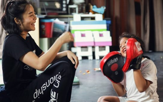 ONE Championship & Global Citizen – Inspiring Kids in Thailand To Unleash Their Greatness