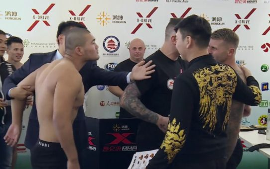 Peter Davenport Weighin Interview – AFC/Kunlun October 2017