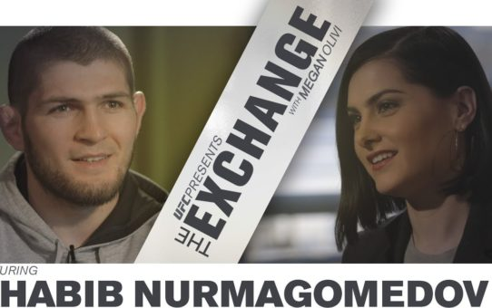 The Exchange: Khabib Nurmagomedov Preview