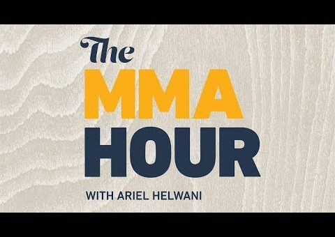 The MMA Hour Live — March 26, 2018 (w/ Edgar, Swanson, Usman, Tuivasa, Oezdemir)