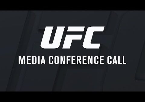 UFC 223: Ferguson vs Khabib – Media Conference Call