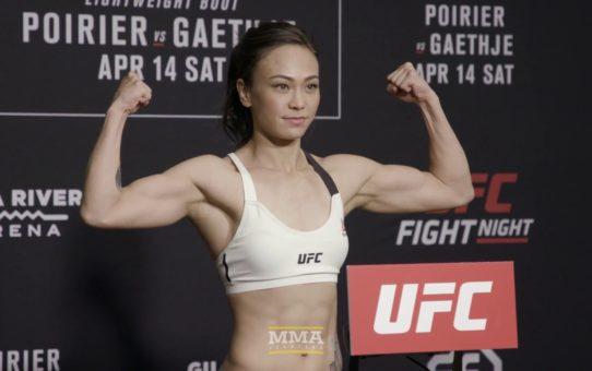 UFC on FOX 29 Weigh-Ins: Michelle Waterson, Cortney Casey Make Weight – MMA Fighting