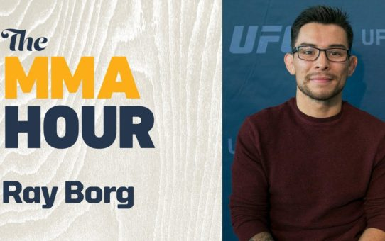 Ray Borg Reflects On Conor McGregor's Bus Attack, Eye Injury, 'Sad' State of Online Trolls, More