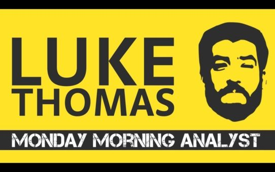 Monday Morning Analyst: Max Holloway's Takedown Defense vs. Khabib Nurmagomedov