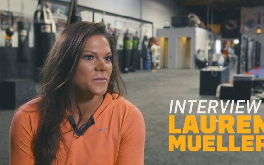Lauren Mueller Talks Going From Being Nurse to UFC Fighter – MMA Fighting