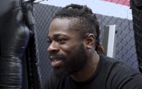 Bellator 197: Interview with Baby Slice