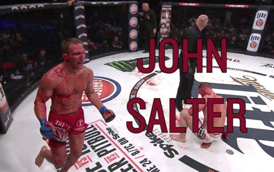 Bellator 198: Best Of – John Salter
