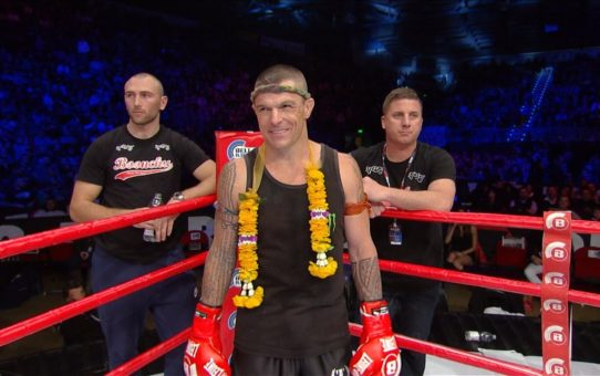 Bellator Kickboxing 9: Best of – John Wayne Parr
