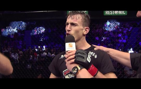 EFC 69: Buys vs Rouch – Rivalry To End